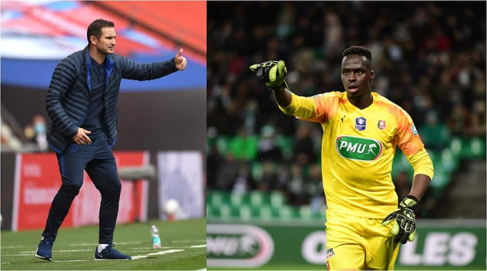 Chelsea set to announce signing of goalkeeper Edouard Mendy in the next 24hrs