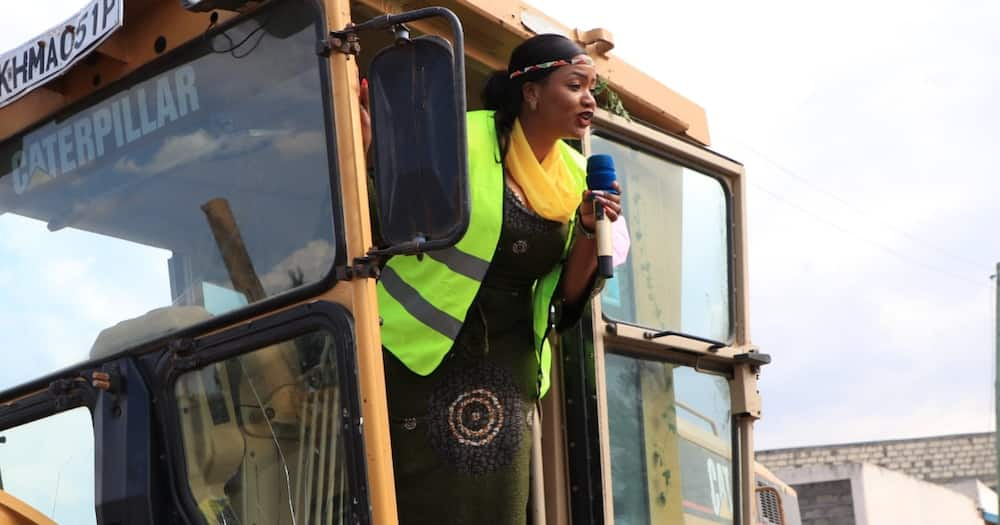 Stop politicking and focus on service delivery, Cate Waruguru urges leaders