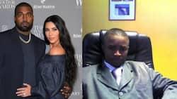 Kenyan Man Advises Kim Kardashian to Forgive Kanye Because Kids Need Him, Tweet Goes Viral