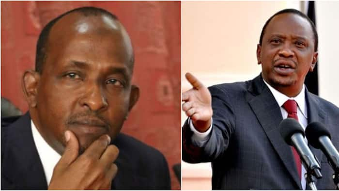 Aden Duale Says He Fought People He Would Never Have Fought To Please Uhuru Kenyatta