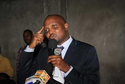 Moses Kuria dismisses reports he has resigned, claims his life is in danger