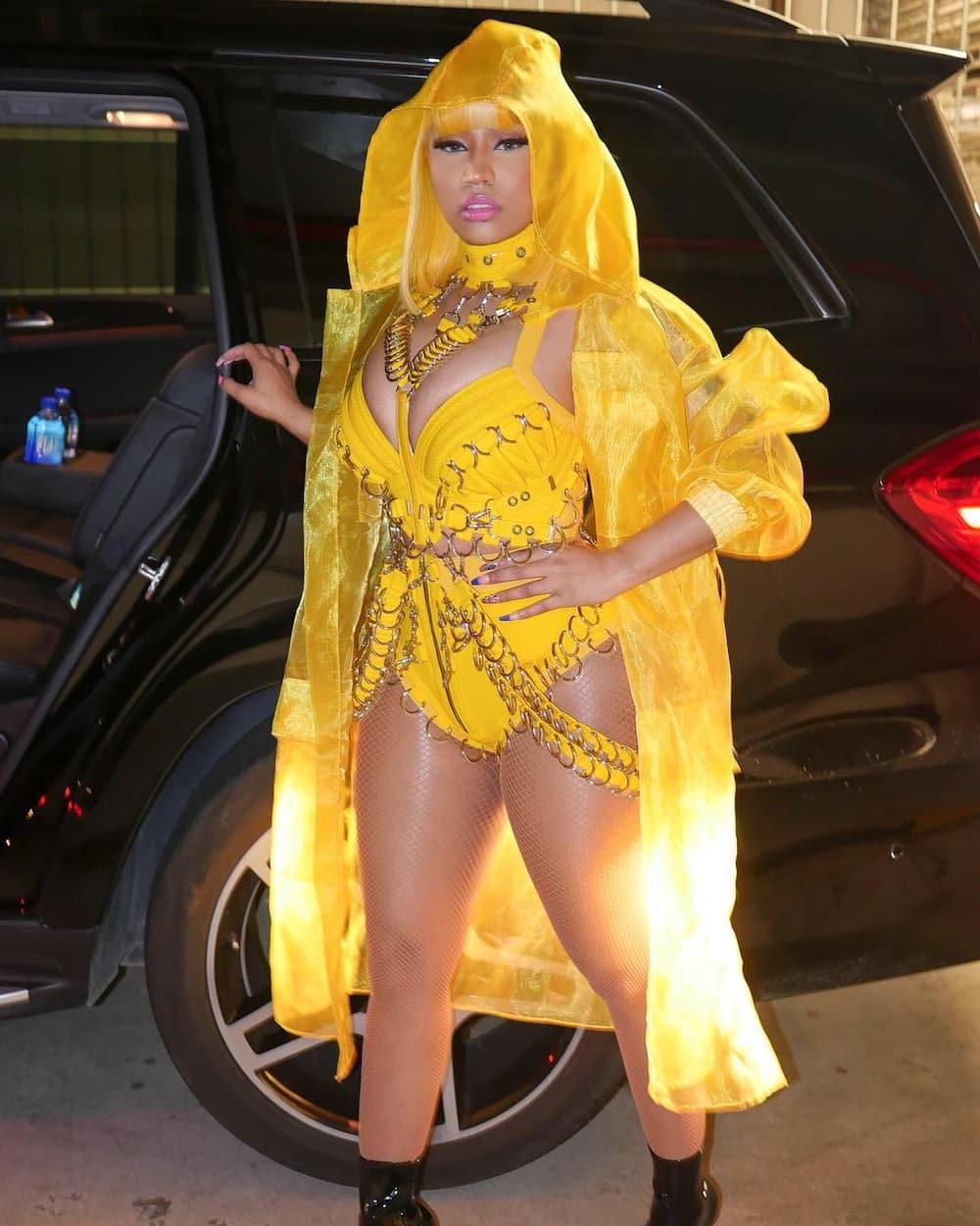 Nicki Minaj family: twin sister, siblings, parents