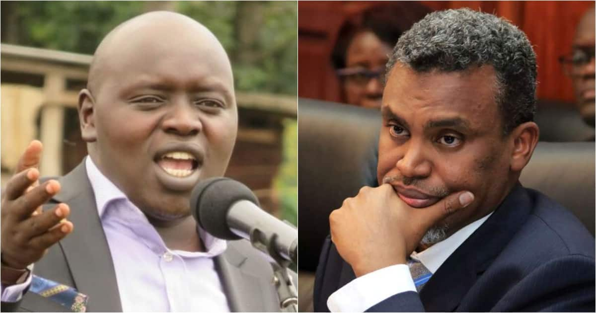 Jubilee senator accuses DPP Haji of targeting Kalenjins in ongoing anti-graft war
