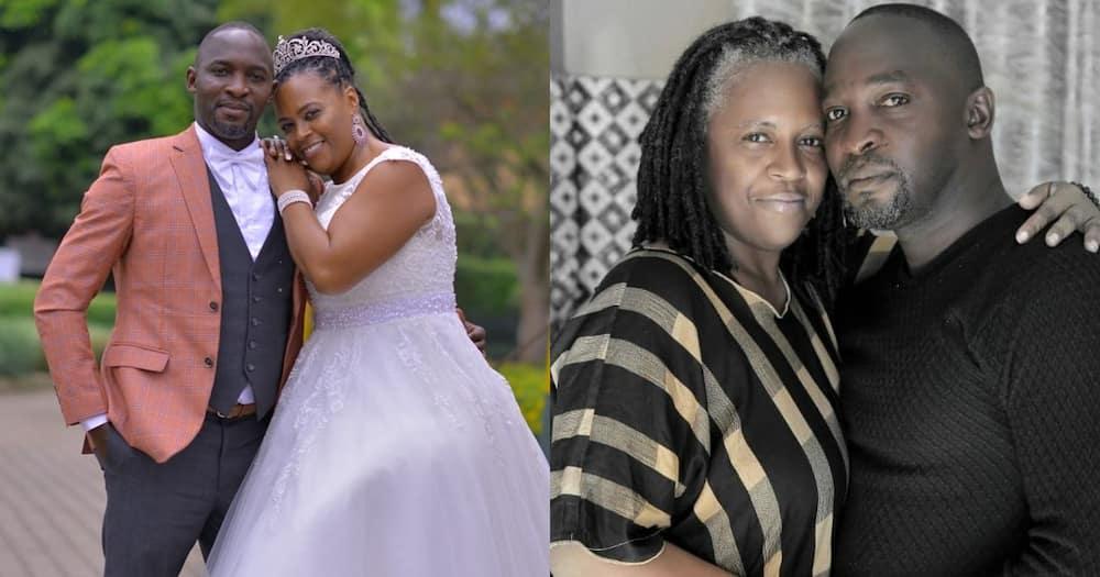 Ugandan man finally marries American woman he met on dating app