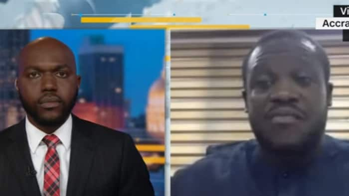 Sam George: Ghanaian MP Engages in Fiery LGBTQ Debate with Larry Madowo