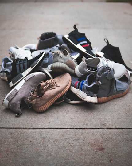 Top-notch designs of the latest shoes by Adidas