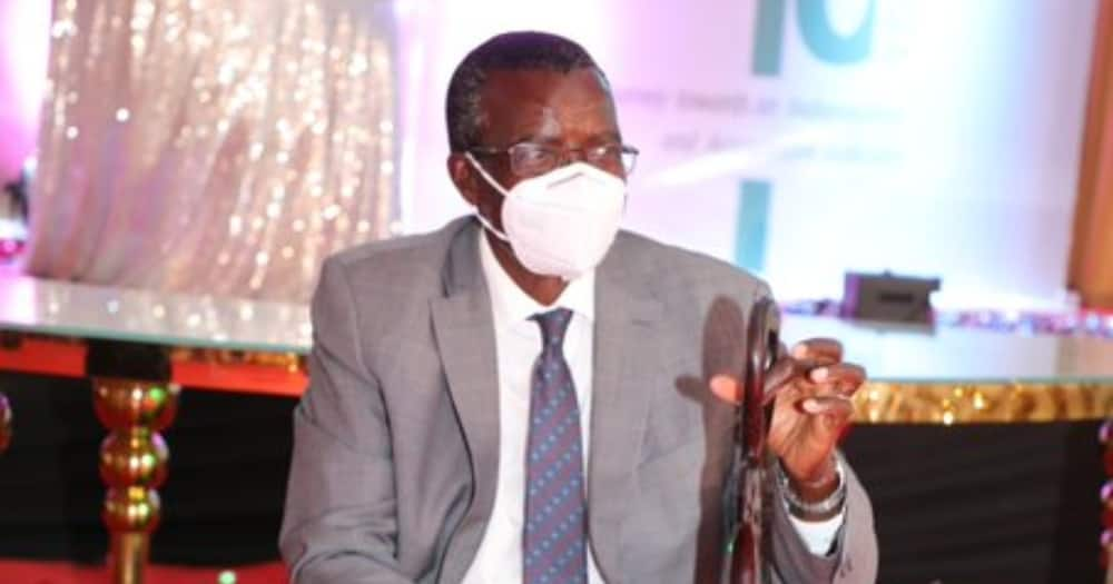 Retired CJ David Maraga says there're enough grounds to impeach Uhuru