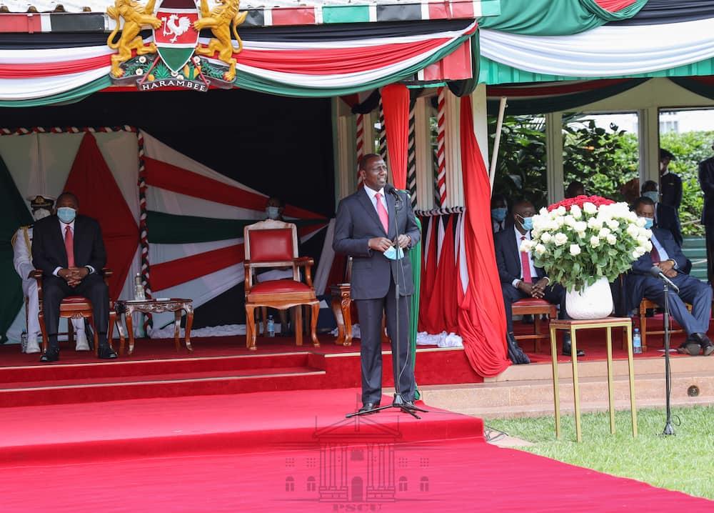 Madaraka Day: Ruto, wife Rachel among dignitaries celebrating national holiday at State House