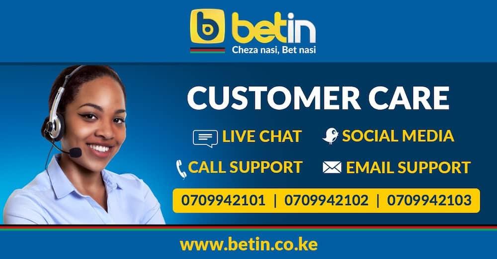 Betin Kenya contacts