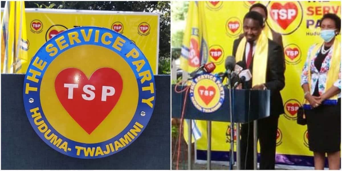 Mwangi Kiunjuri launches new political party ahead of 2022 contest
