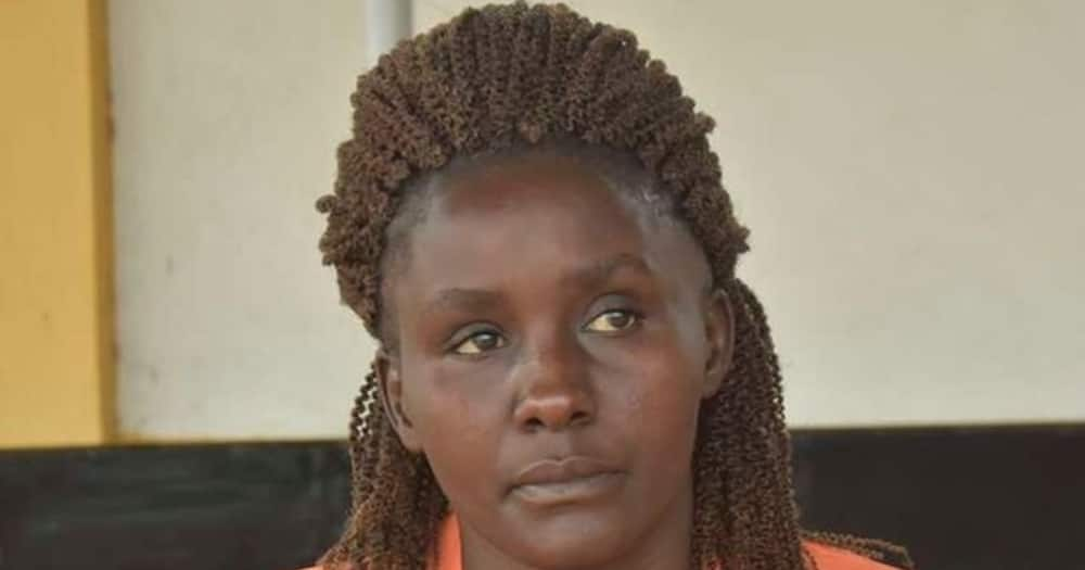 Peter Njiru's ex-wife Purity Wandiri.Photo: Daily Nation.