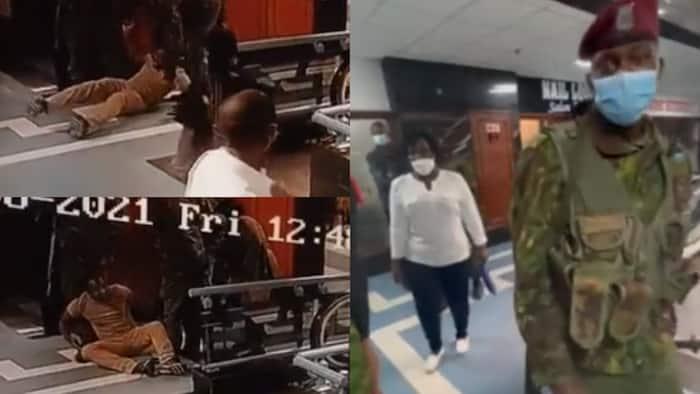 Polisi Wakana Madai ya Kucharazwa kwa Mwanaharakati Boniface na Maafisa wa GSU