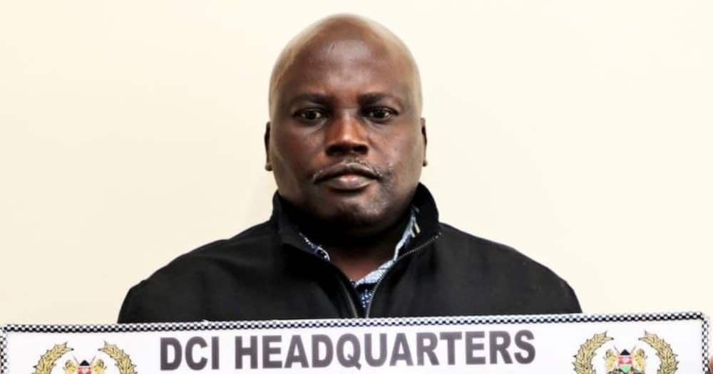 Samuel Mwendwa Mutua. Photo: DCI.