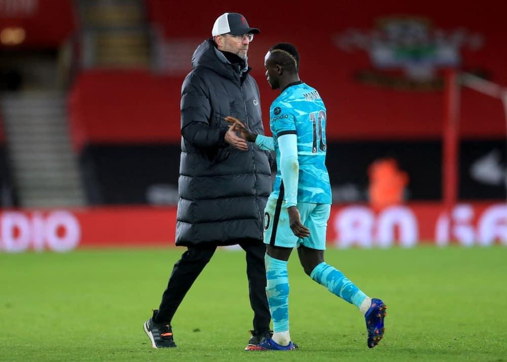 Jurgen Klopp 'attacks' Man United after Liverpool were denied penalties in Southampton defeat