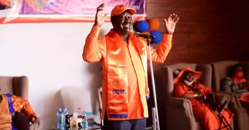 Raila amshambulia DP Ruto, asema ni kiongozi aliyefeli