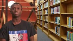 Brilliant student who walked to library for 5 years to do homework gets accepted to 12 universities