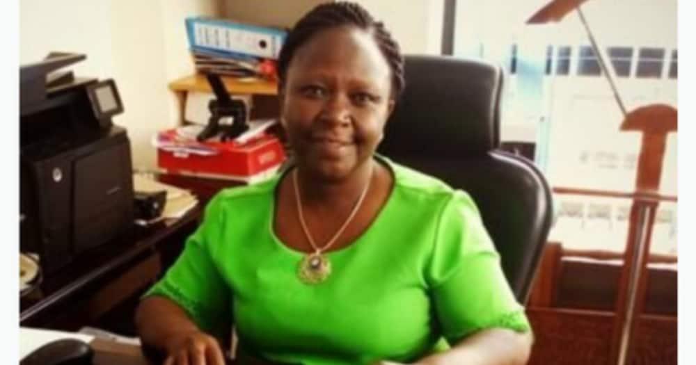 Jennifer Itumbi.