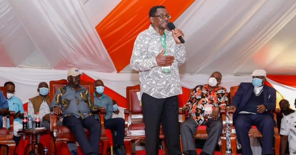 James Orengo's Position on BBI Breeds Division in Raila's Party