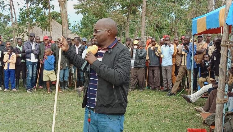 Johanna Nge'no akamatwa kwa tuhuma za uchochezi