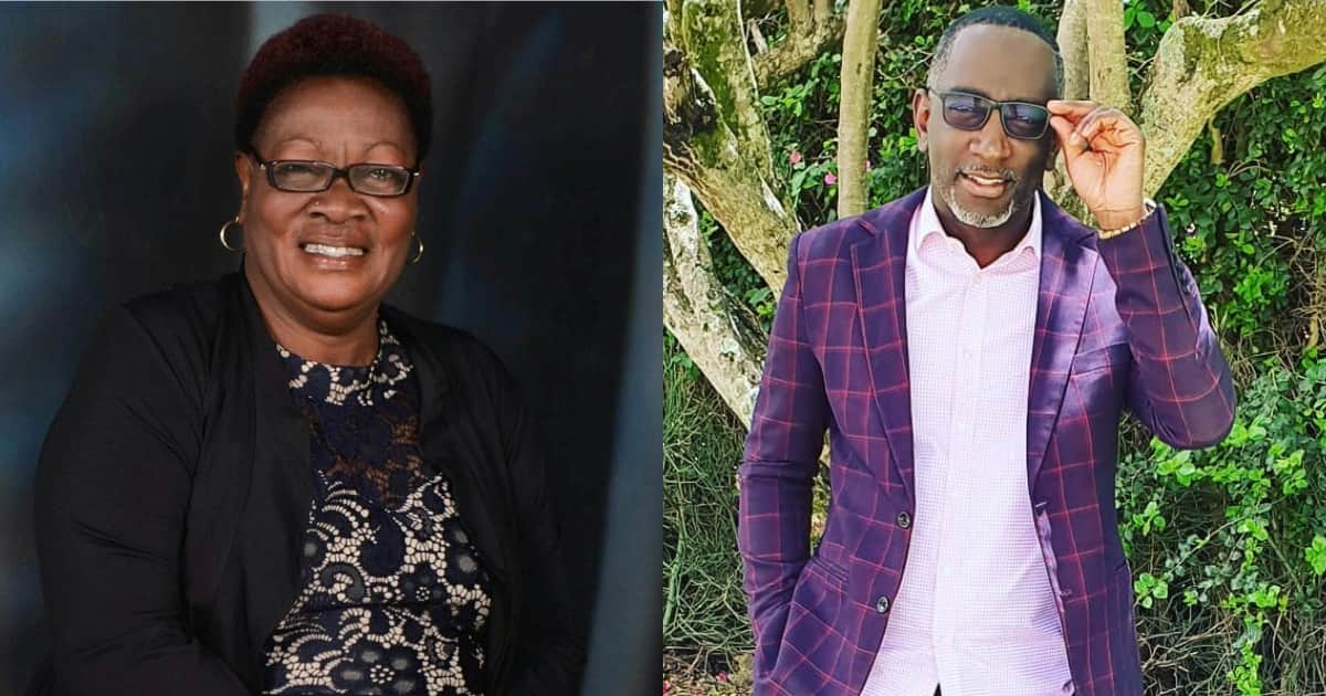 Stylish pastor Robert Burale shows off beautiful mom in sweet post to mark her birthday ▷ Kenya News