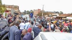 "Raila Odinga Receives Warm Reception in Kiambu: ""Ndio Baba"""