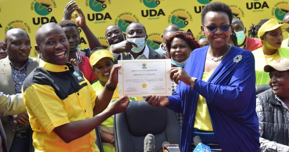 Mbunge mtarajiwa wa Kiambaa aelezea alivyotekwa nyara na kuvuliwa nguo