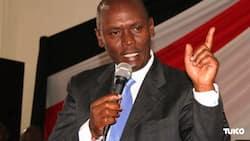 William Kabogo says he'll stop drinking wine in restaurants if it will reduce COVID-19 spread