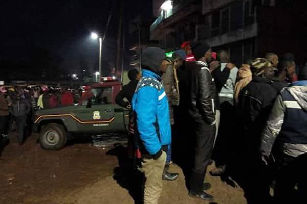 Lamu police officer kills himself in church