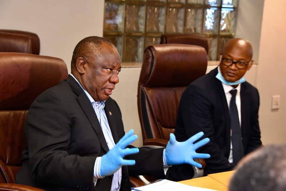 COVID-19: Hali Afrika Kusini kuwa mbaya zaidi,asema Rais Ramaphosa
