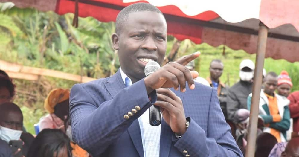 Nandi: Governor Stephen Sang heckled by residents over poor performance