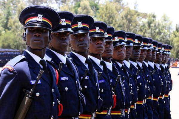 Nyandarua: Police officer disrupts couple's lunch date, eats their food and injures man