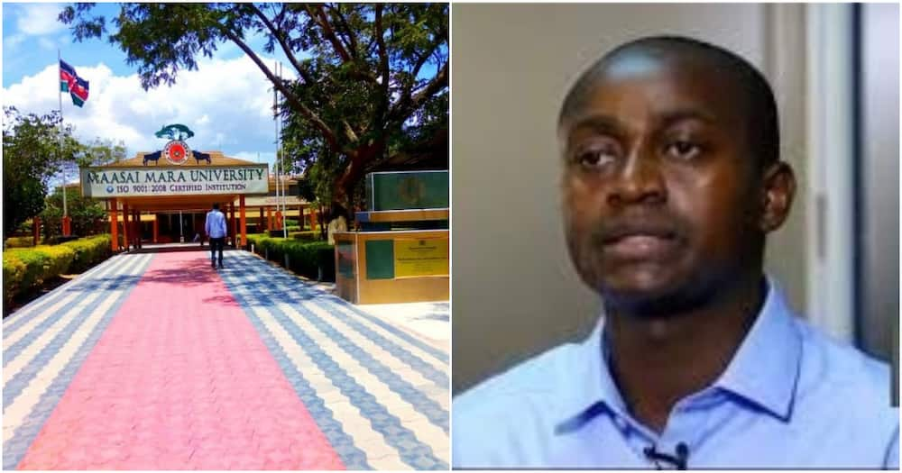 Maasai Mara University has relieved Spencer Sankale, the whistleblower in the Maasai Mara Heist exposé, of his duties.
