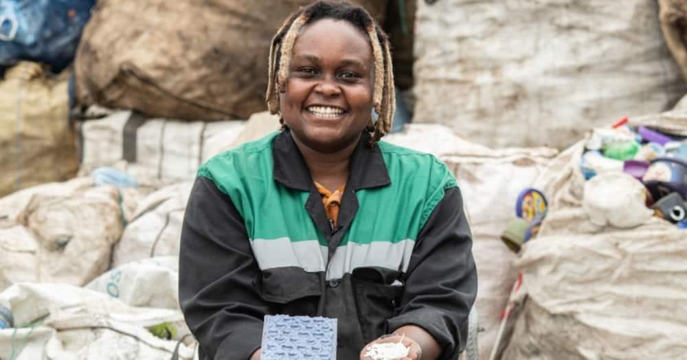 Nzambi Matee is an award-winning Kenyan entrepreneur.