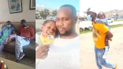Kenyan Man Painfully Recounts Losing His Wife Months After Donating His Kidney to Her