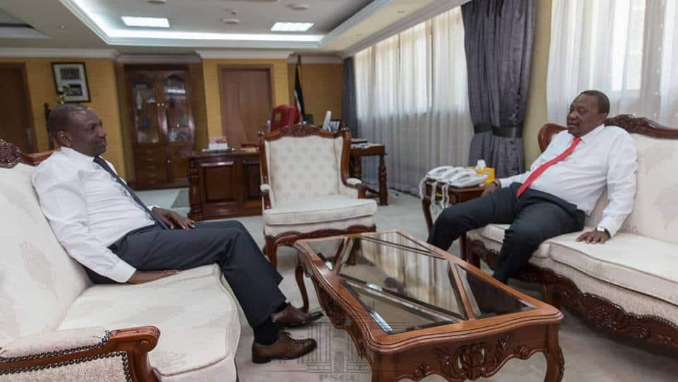 Ikulu: Vyombo vya habari vinawapotosha Wakenya kuhusu urafiki wa Rais Uhuru na DP Ruto