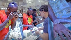 "Diamond Purchases Rolex Watch Worth KSh 3.3 Million: ""Wacheni Kuvaa Fake"""