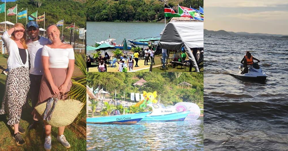 Photos of Ababu Namwamba's Multimillion Resort on Lake Victoria's Shores