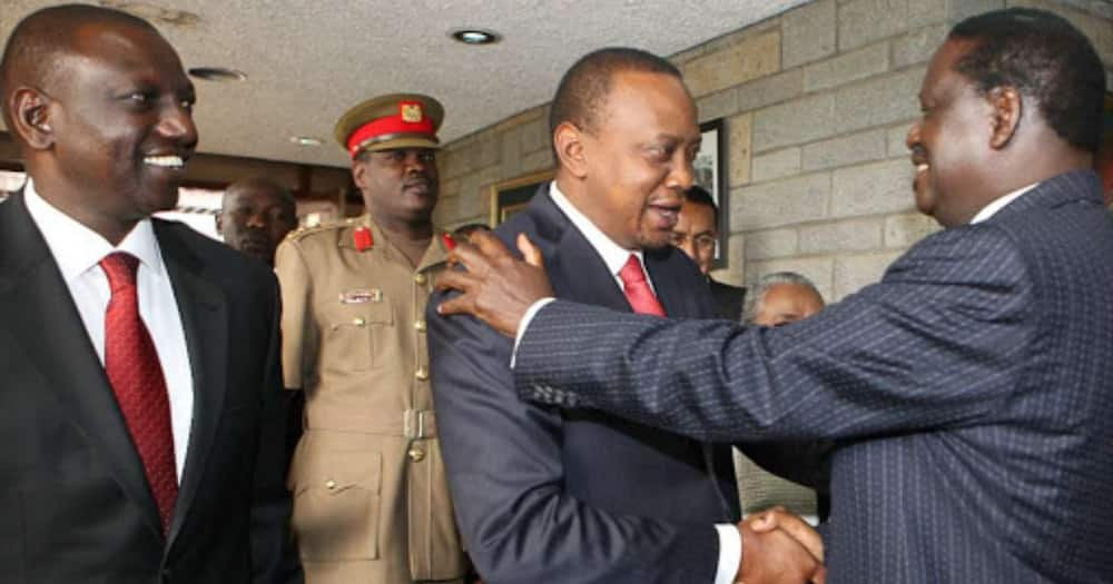 Intrigues into 2005 referendum which brought Uhuru, Raila and Ruto together