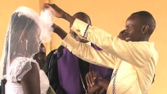 Nyeri: Deaf Couple Thanks God for Blessing Them with Kids Who Can Hear, Speak