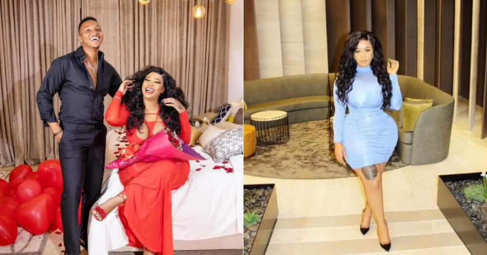 Vera Sidika slams followers who criticised her for being childless