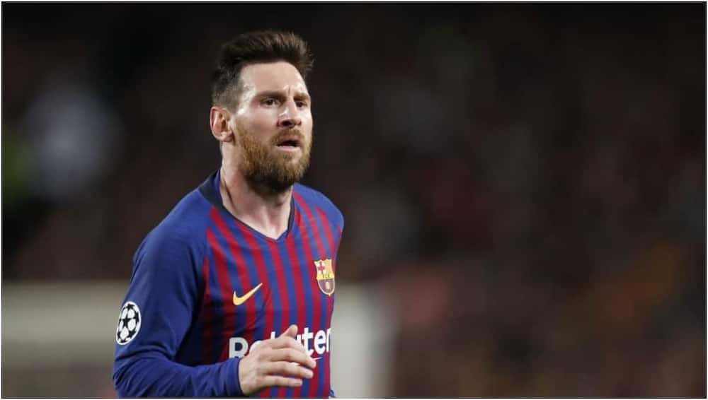 Messi puts Barcelona under pressure with days left to the end of his contract