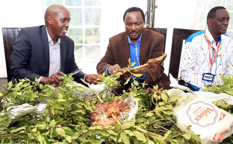 Kalonzo Musyoka asisitiza kuwa hatadhubutu kujijitoa katika dili kati ya Uhuru, Raila