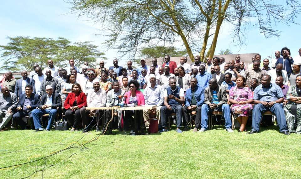 Moses Kuria says supporting BBI cannot save doomed Tanga Tanga team