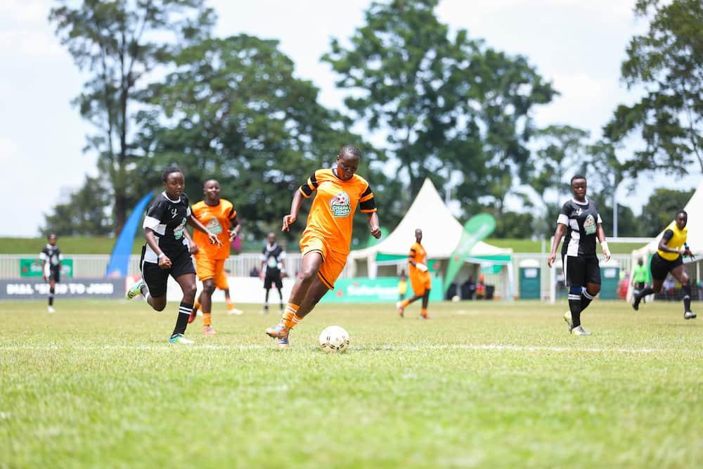 Chapa Dimba Na Safaricom players shine as Harambee Starlets win CECAFA Championship