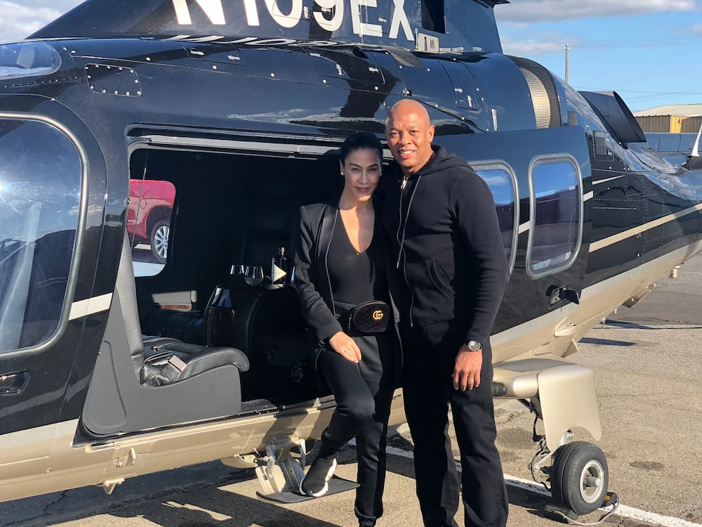Dr. Dre's wife Nicole Young seeking KSh 209 million in temporary spousal support