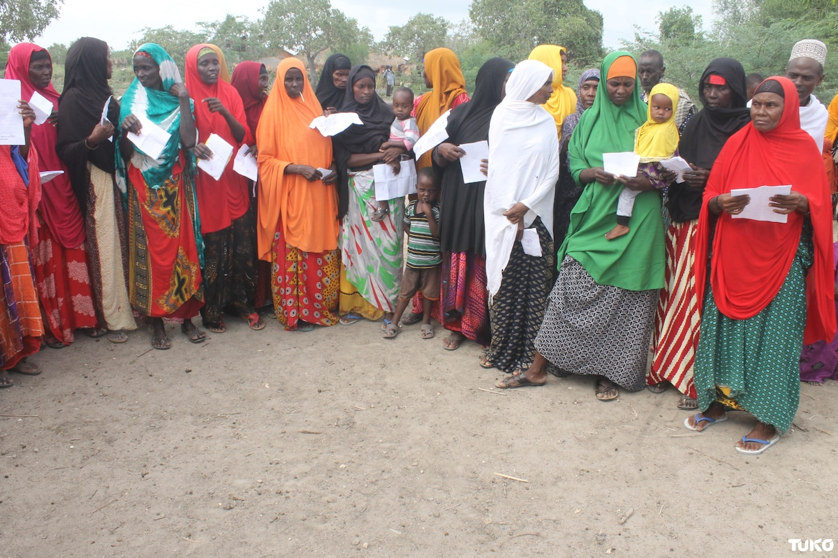 Police raid Tana River village, arrests hundreds of locals over the kidnapping of Italian lady