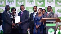 Uhuru Kenyatta Declares 4 IEBC Commissioners' Positions Vacant