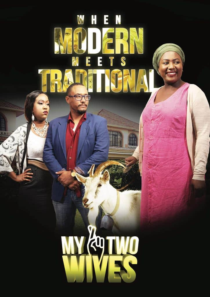 My Two Wives KTN cast, my two wives ktn kenya, my two wives ktn kenya cast