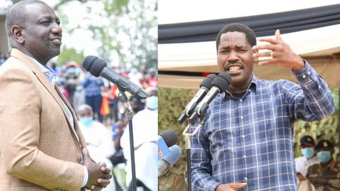 "Peter Munya Warns Mt Kenya Voters Against Backing William Ruto: ""Kila Kitu Itaisha"