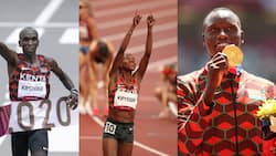 Tokyo Olympics: Team Kenya Finishes Top in Africa on Medal Standings